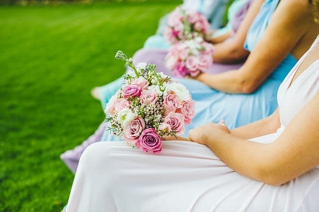 roles on your wedding day