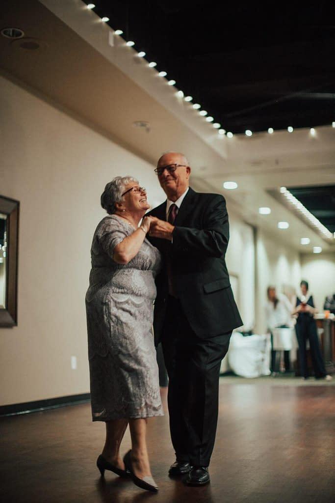 grandparents dance
